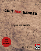 Cult Red Handed