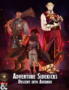 Adventure Sidekicks: Descent into Avernus (Fantasy Grounds)