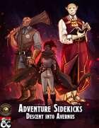 Adventure Sidekicks: Descent into Avernus (Fantasy Grounds)