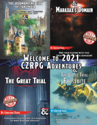 Welcome to 2021 - CZRPG Adventures [BUNDLE]