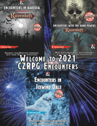 Welcome to 2021 - CZRPG Encounters [BUNDLE]