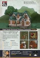 Eberron Realty Company Fairhaven Homestead Battle Map