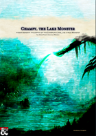 The American Set - Champy Monster Stat - Vol. 1
