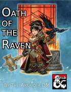Paladin: Oath of the Raven