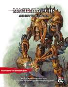 Magical Mechs and How to Build Them