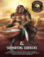 Supporting Sidekicks for Dungeons & Dragons 5th Edition (Fantasy Grounds)