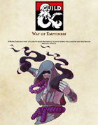 Way of Emptiness - A Monastic Tradition