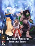 Adventure Sidekicks: Storm King's Thunder (Fantasy Grounds)