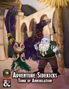 Adventure Sidekicks: Tomb of Annihilation (Fantasy Grounds)