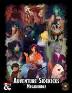 Adventure Sidekicks (Fantasy Grounds) [BUNDLE]