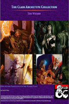 The Class Archetype Collection - Wizard
