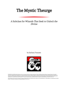 The Mystic Theurge