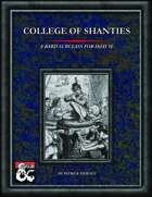 College of Shanties - Bard College