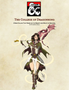 The College of Dragonsong