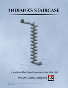 Indiana's Staricase