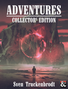Sven's Adventures: Collector's Edition [BUNDLE]