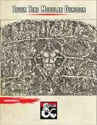 Seven Sins Modular Dungeon