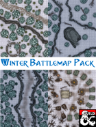 Winter Battlemap Pack