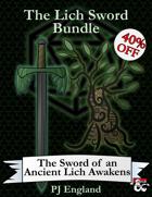 The Lich Sword [BUNDLE]