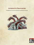 Alternative Dragonborn Races