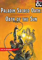 Oath of the Sun (Paladin Subclass)
