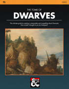 The Tome of Dwarves