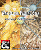 Monk: Way of the Falling Star