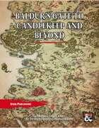 Baldur's Gate to Candlekeep and Beyond