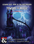 Ythryn Expanded Towers of Magic [BUNDLE]