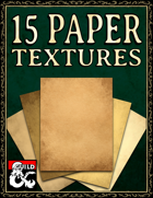15 Paper Textures - Stained and Dirty