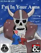 DC-PoA-DCAF07 I'm In Your Arms
