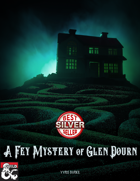 A Fey Mystery of Glen Dourn