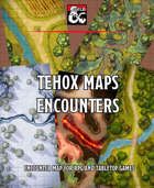 Tehox Maps Encounters [BUNDLE]