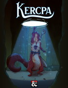 Kercpa — Squirrelfolk Lineage and Subclasses