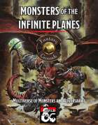 Monsters of the Infinite Planes Fantasy Grounds
