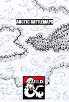 Arctic battlemaps drawn