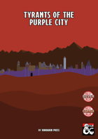 Tyrants of the Purple City