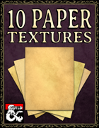 10 Paper Textures - Gritty