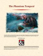 The Phantom Tempest