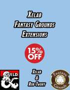 Xelab Fantasy Grounds Extensions [BUNDLE]