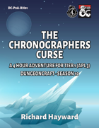 DC-PoA-RH01 The Chronographers Curse