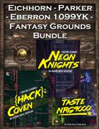 Eichhorn-Parker Eberron 1099 YK Fantasy Grounds Bundle [BUNDLE]