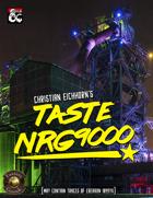 Taste NRG9000 | An Eberron 1099 YK Adventure (Fantasy Grounds)