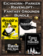 Eichhorn-Parker Barovia Fantasy Grounds Bundle [BUNDLE]