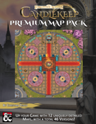 Candlekeep Premium Map Pack
