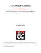 The Civilization Domain