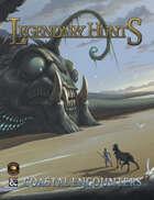 Legendary Hunts: Coastal Encounters (Fantasy Grounds)