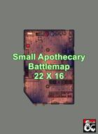 Small Apothecary Battlemap