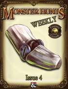 Monster Hunts Weekly: Issue 4 (Fantasy Grounds)