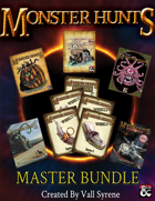 Monster Hunts: Master Bundle [BUNDLE]